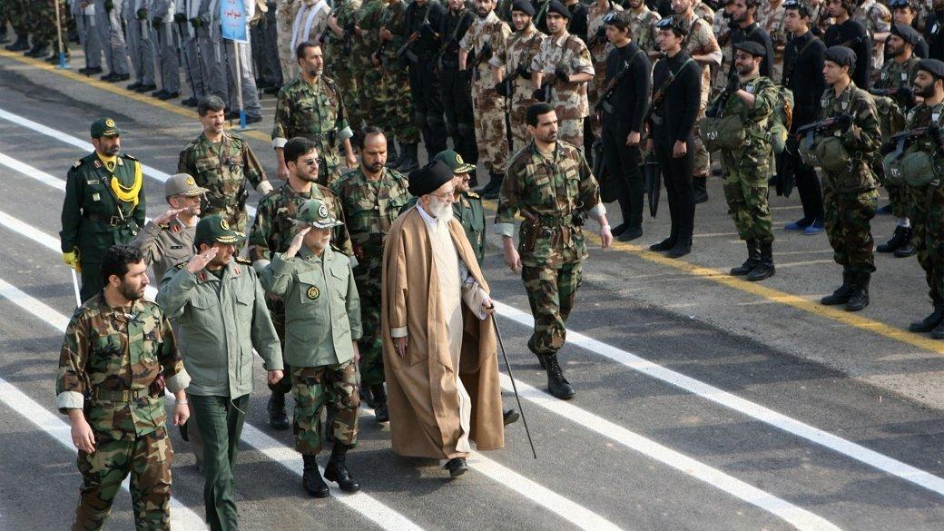 Иран в информационной войне с США