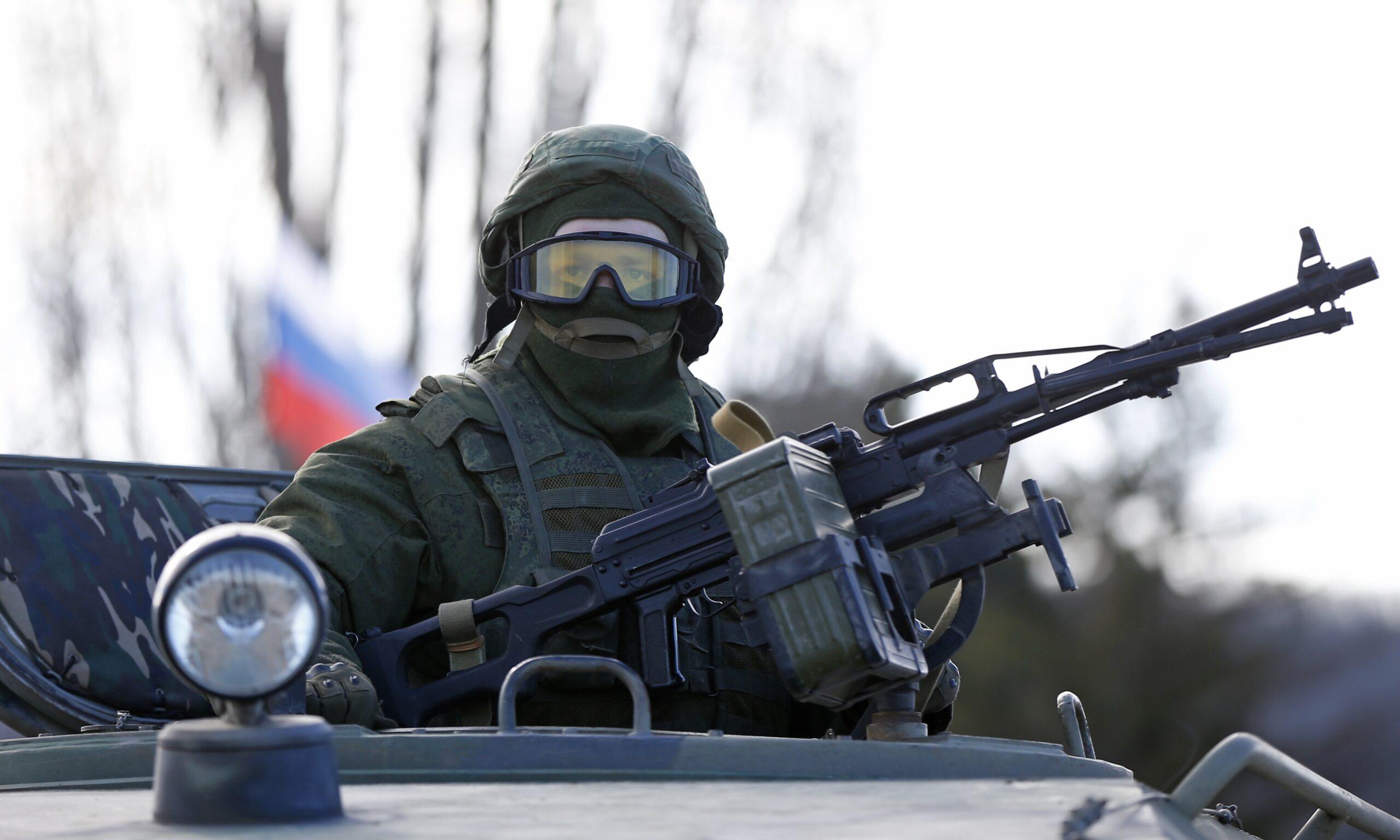 Военные вызовы России