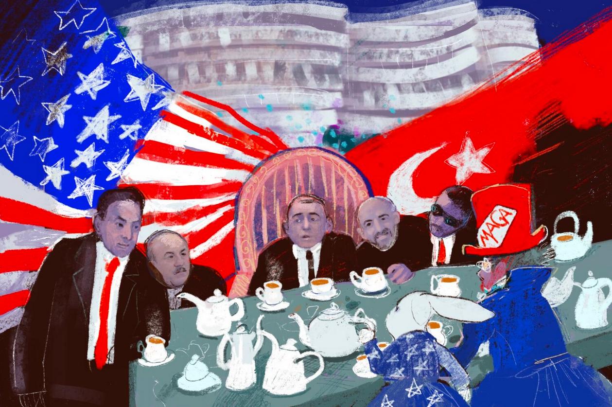 Что скрывается за крепкой дружбой Дональда Трампа с Турцией? Олигархи, мошенники и миллионы долларов