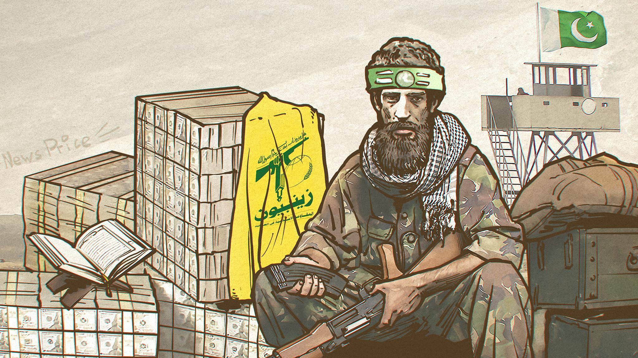 Проиранская бригада «Зейнабиюн» может стать новым вызовом национальной безопасности Пакистана