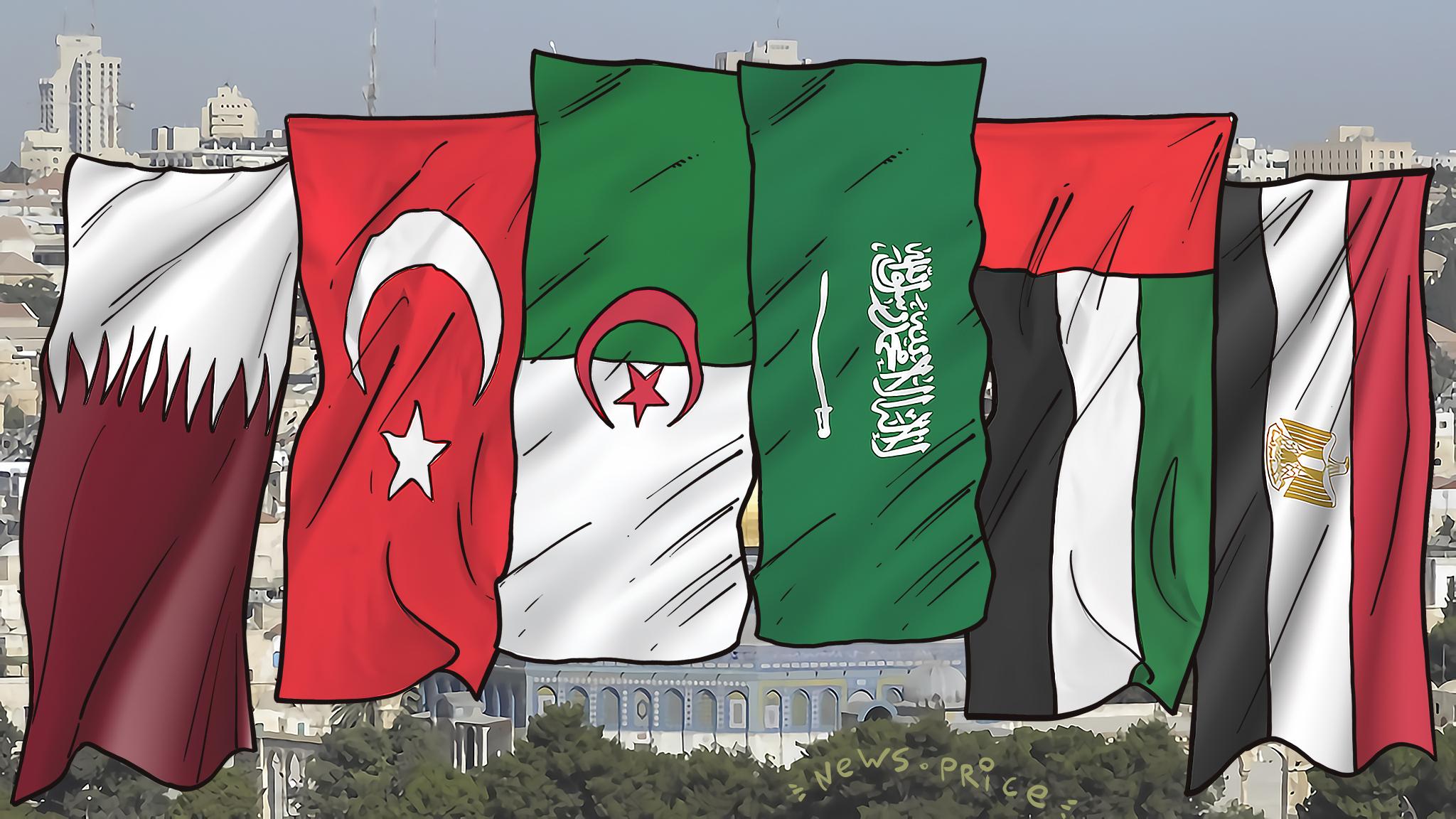 «Друг для всех»: Алжир как уникальный игрок среди стран арабского мира