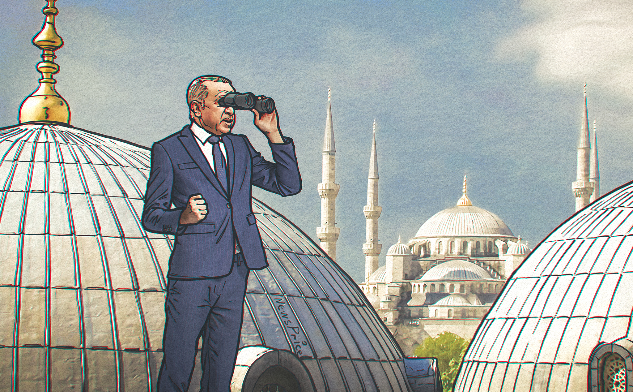 Турецкий взгляд на геополитическую картину мира