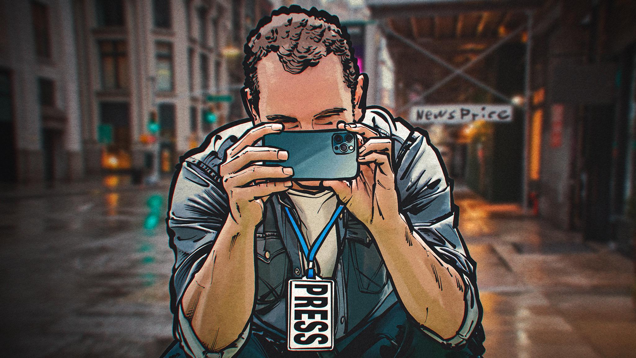 Мобильная журналистика. Превращаем смартфон в мощный инструмент для работы