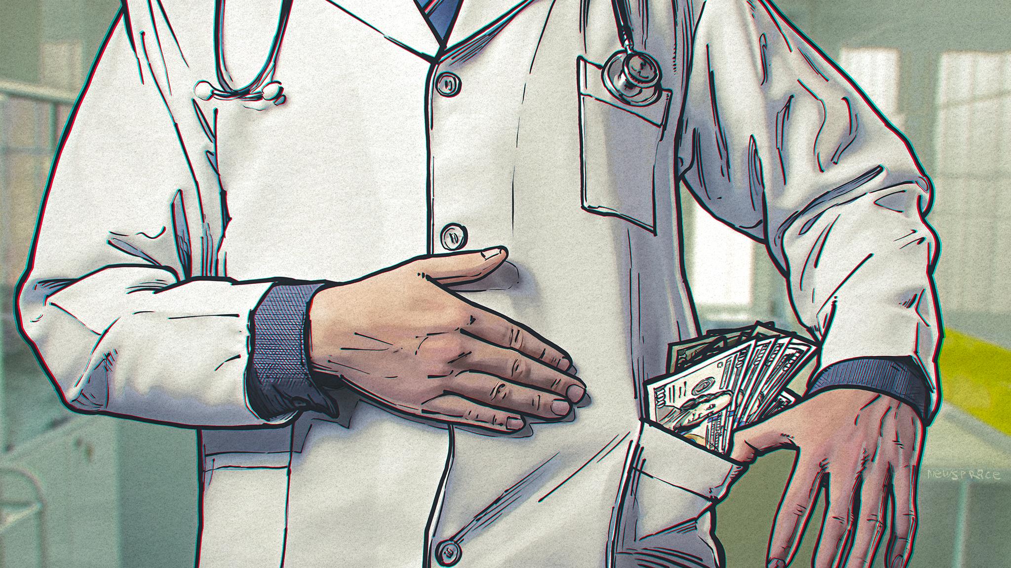 Кошелек или жизнь: что выбирают врачи?