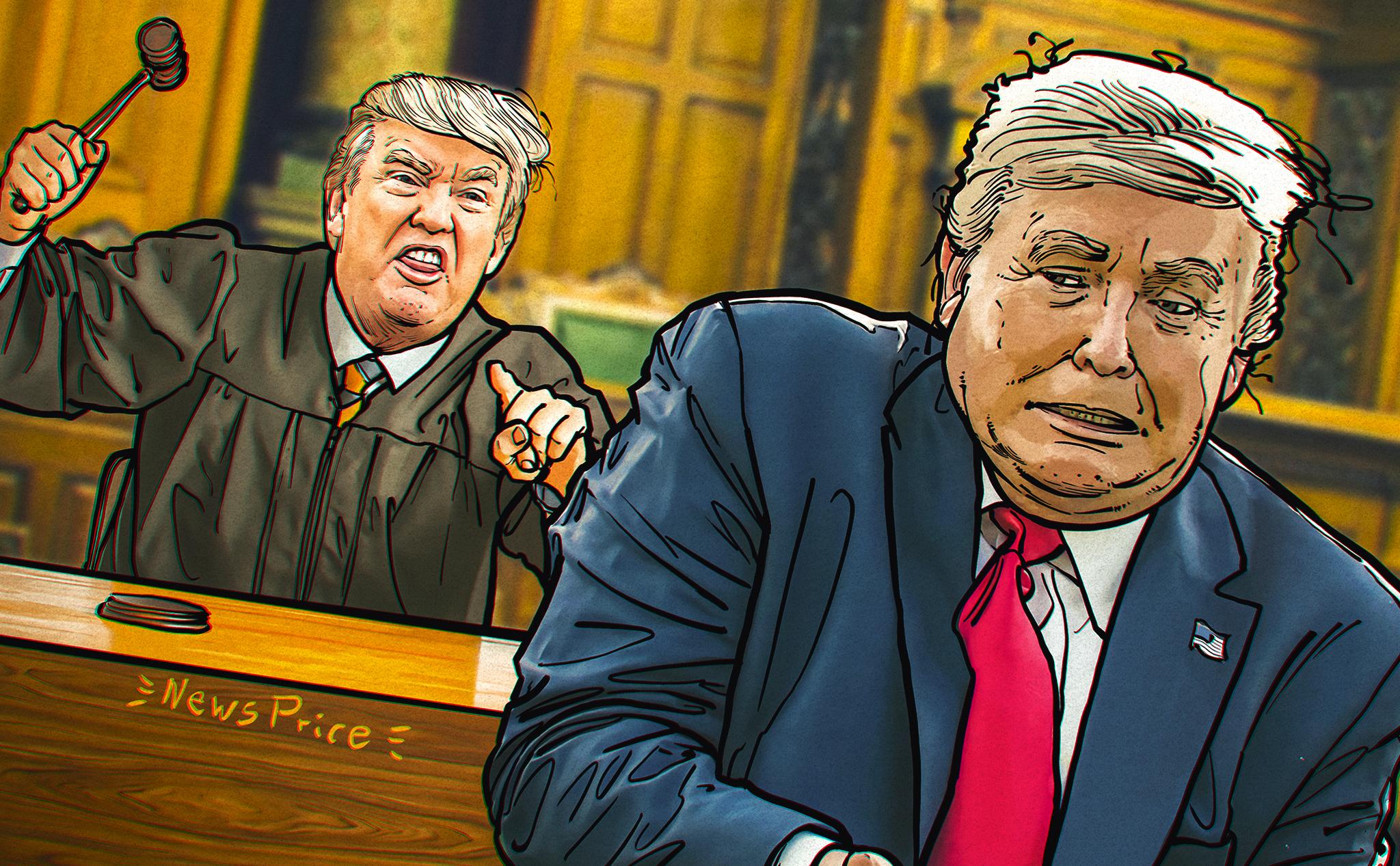 «Беспрецедентный шаг»: может ли президент Трамп помиловать самого себя?