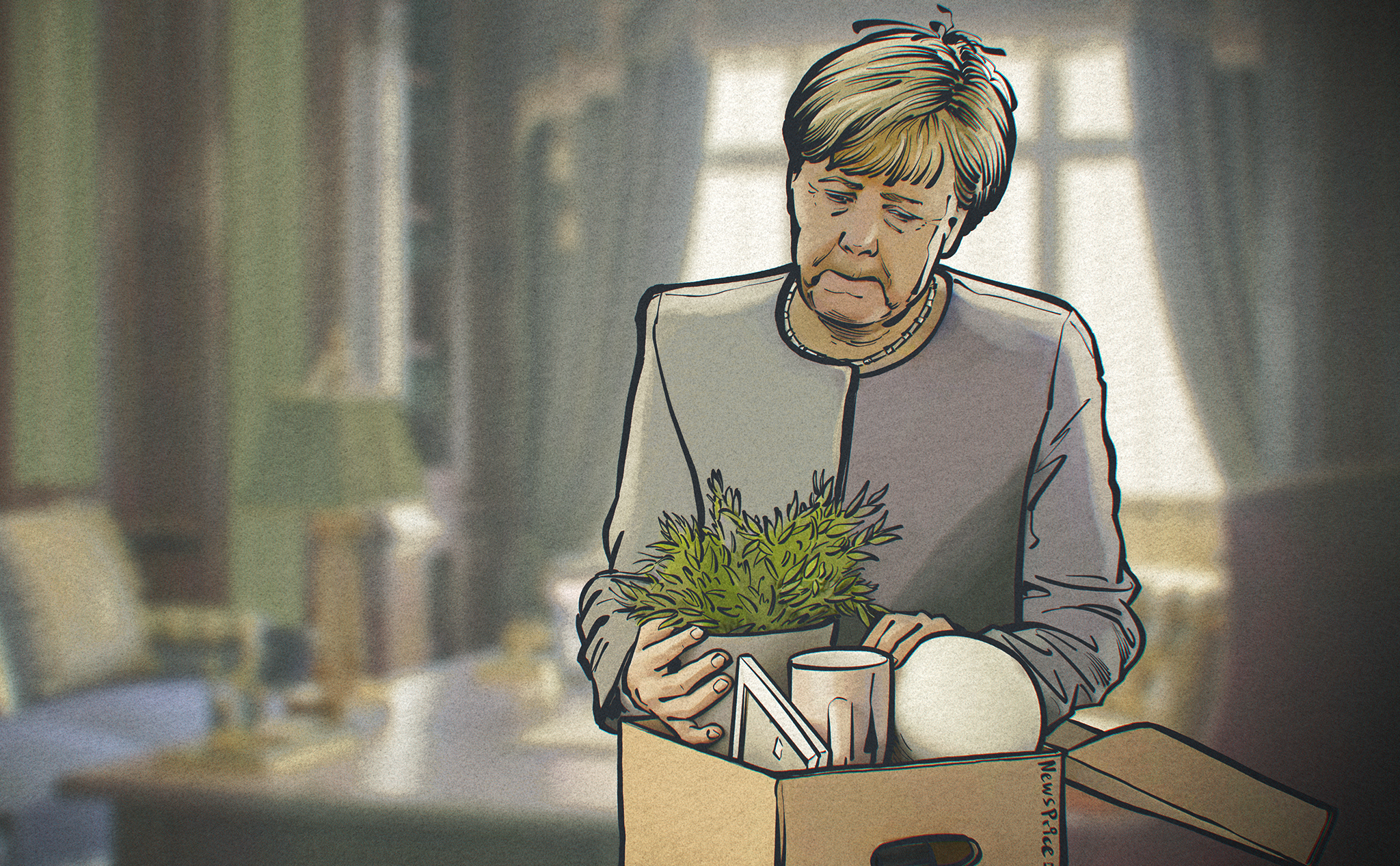 Уходящая натура: кто сменит Меркель на посту канцлера?