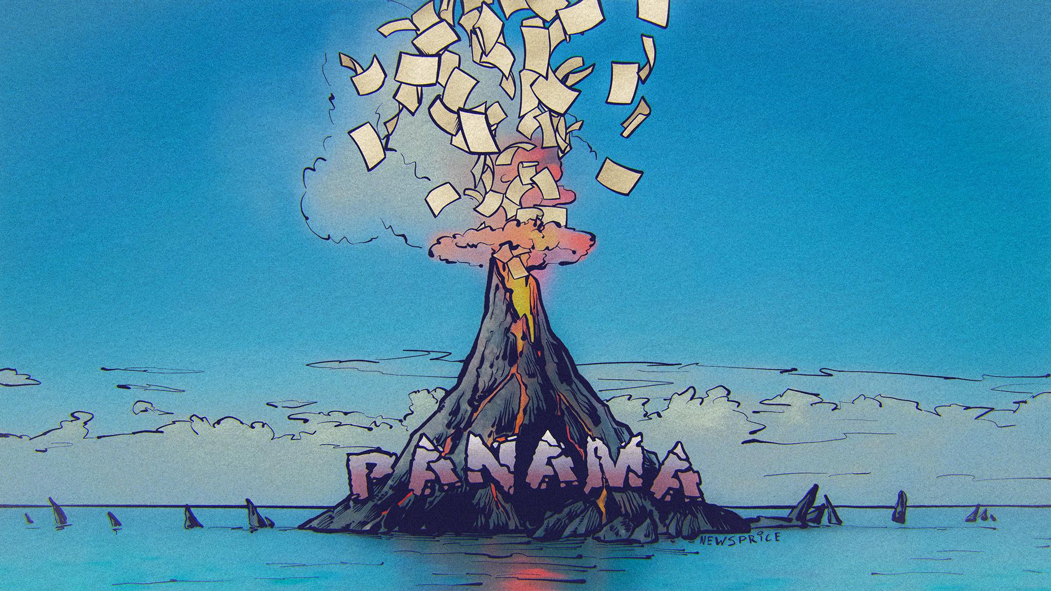 «Панамские документы» пять лет спустя: «время собирать камни» после «извержения вулкана правды» о сильных мира сего