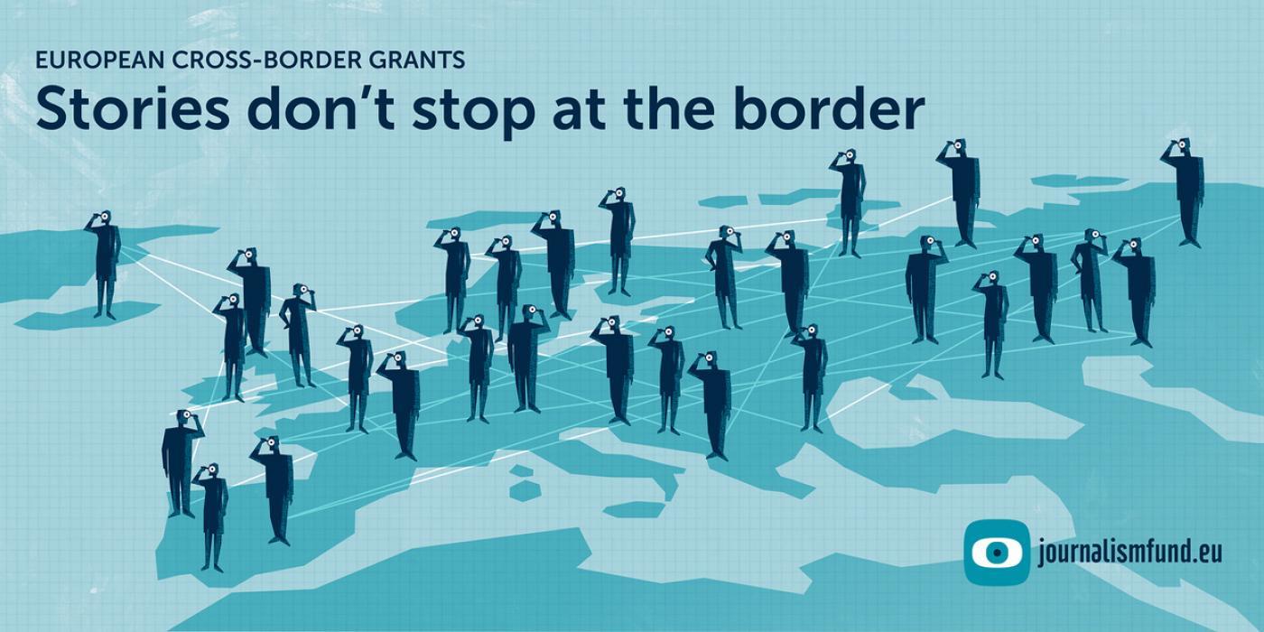 Европейская трансграничная грантовая программа «Истории без границ»