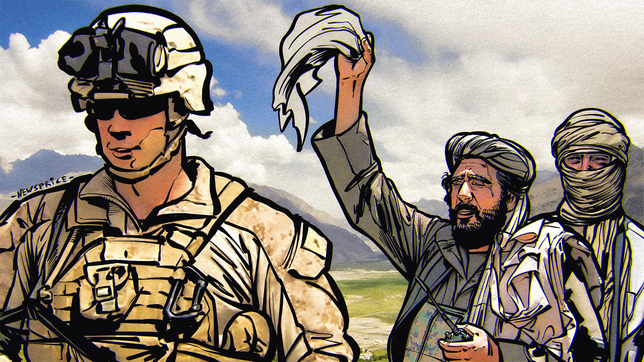 «Конец эпохи»: почему США выводят войска из Афганистана?