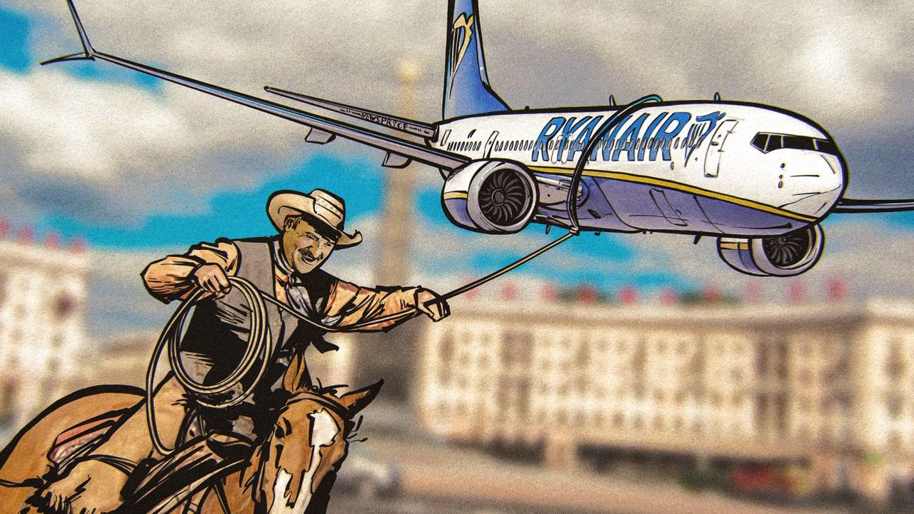 Как одним самолетом изолировать целую страну