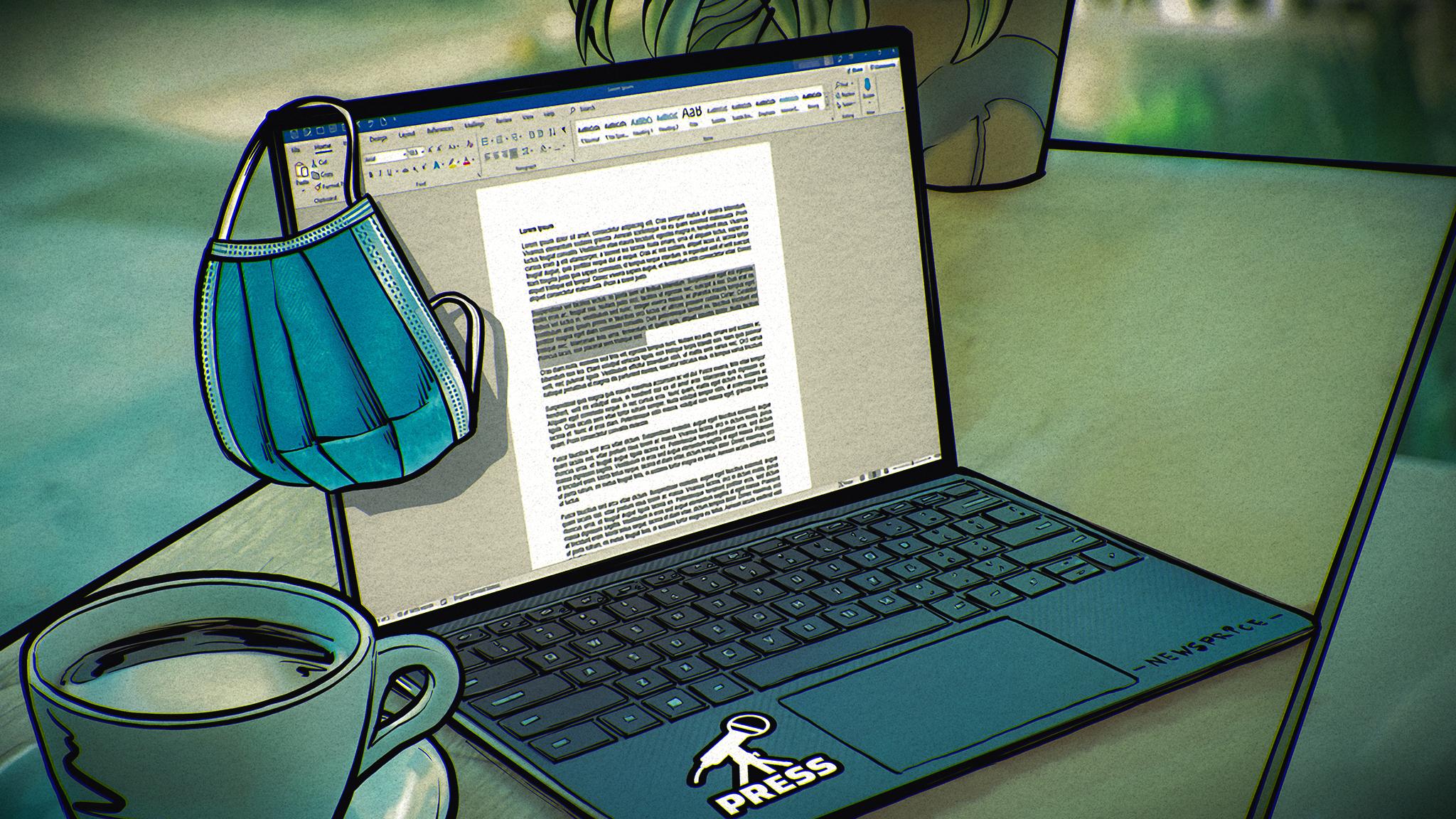 Как журналисту-фрилансеру работать в условиях пандемии Covid-19