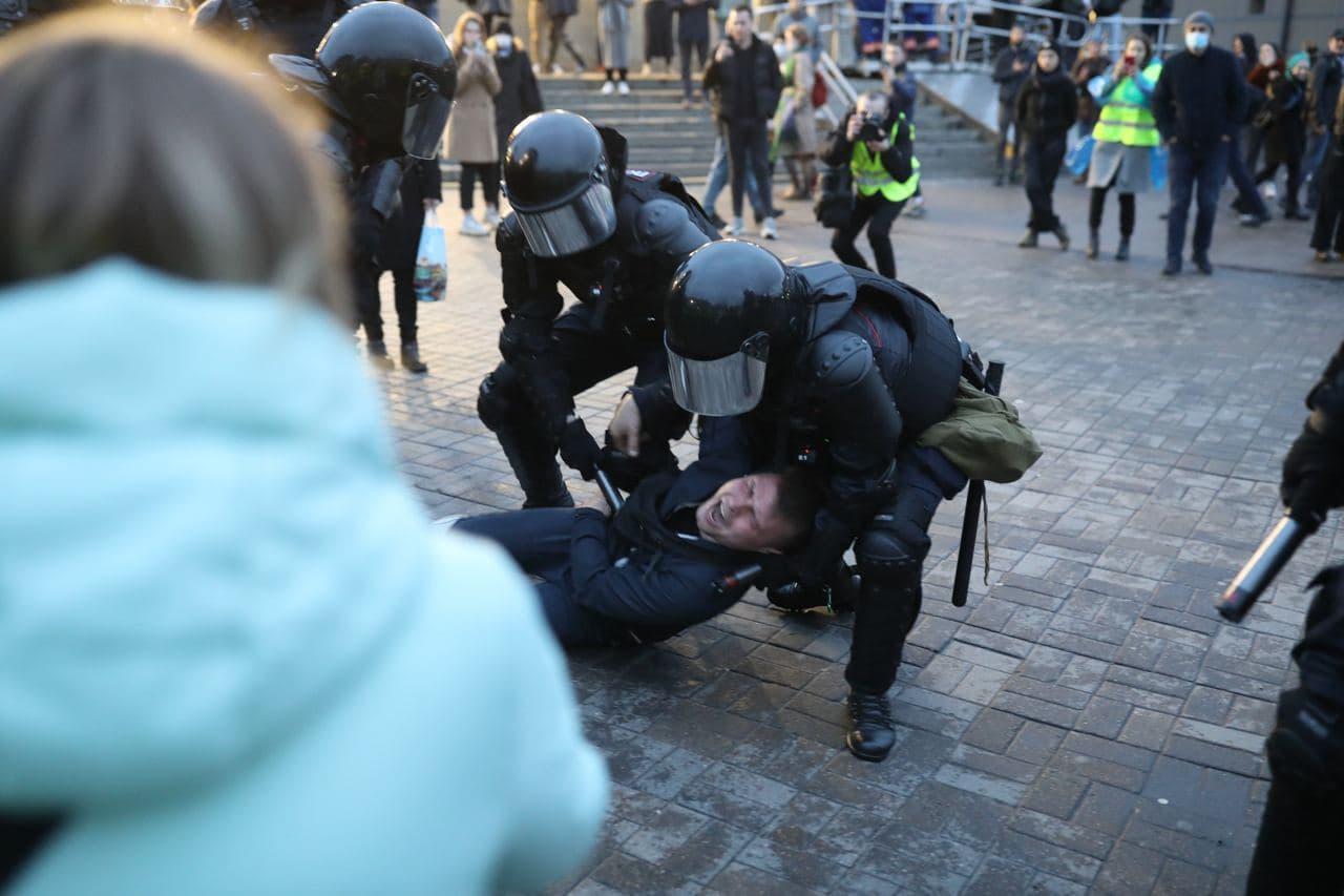 Январские протесты