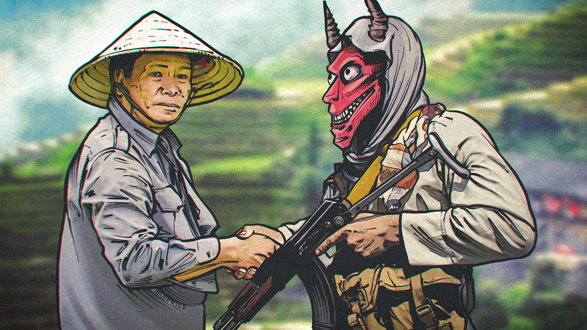 «Сделка с дьяволом»: почему Китай завязал дружбу с Талибаном?