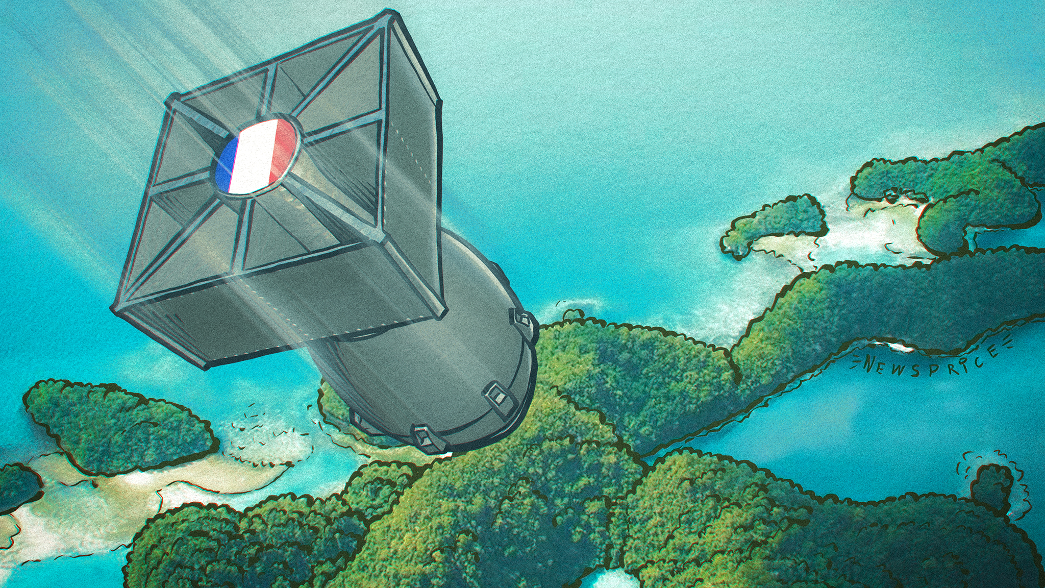 Постколониальное облучение: как Франция расплачивается за свои ядерные эксперименты