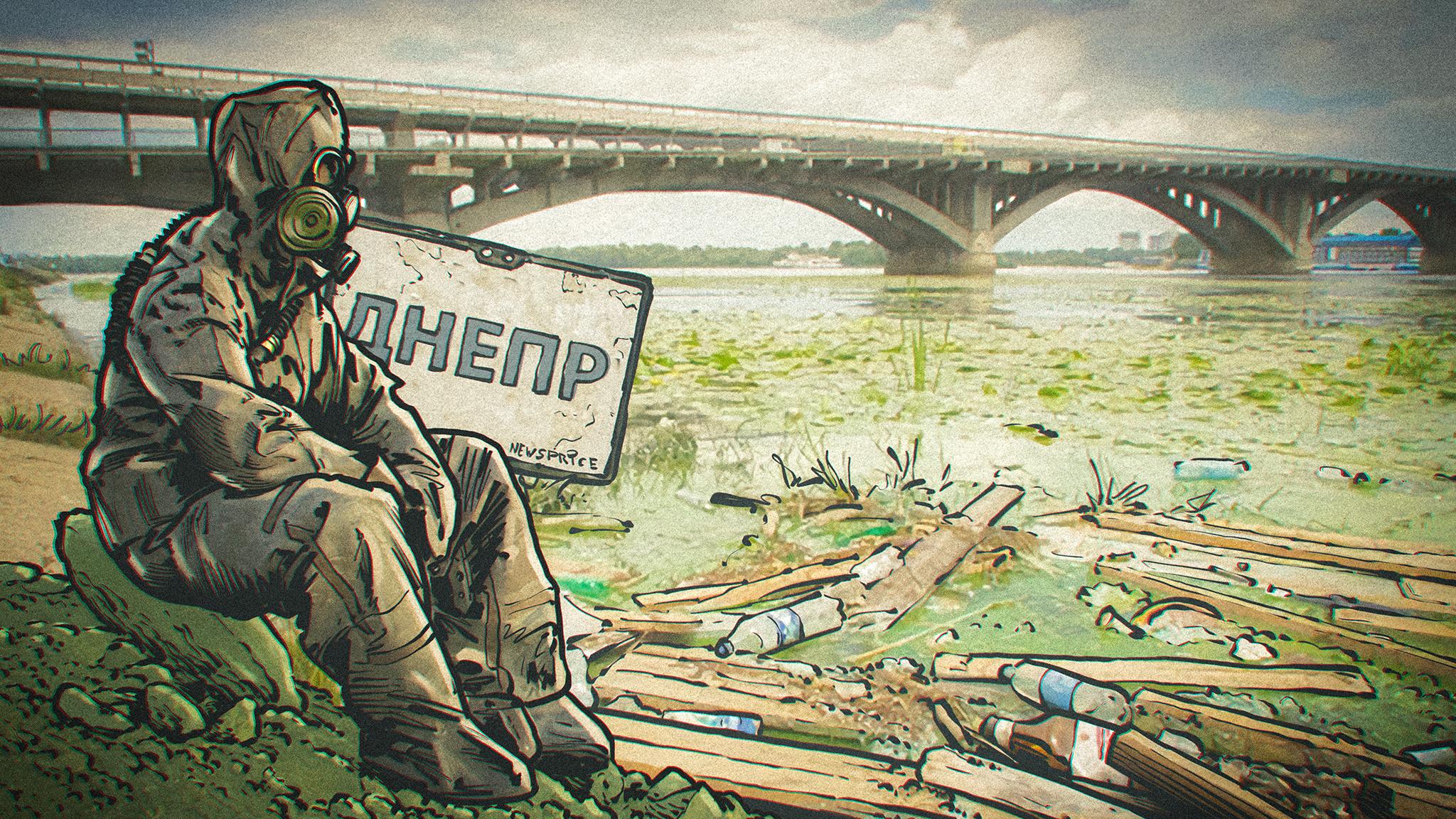 Дефицит воды и воздуха: Украина в шаге от экологической катастрофы